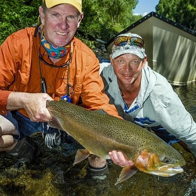 Gunnison River guides float trip