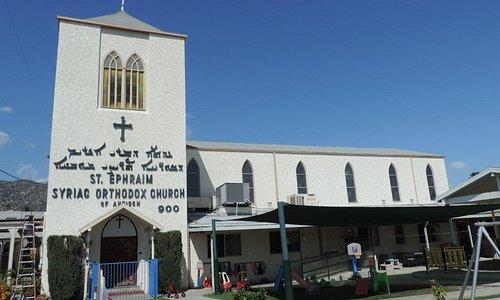 St. Ephraim Syraic Orthodox Cathedral