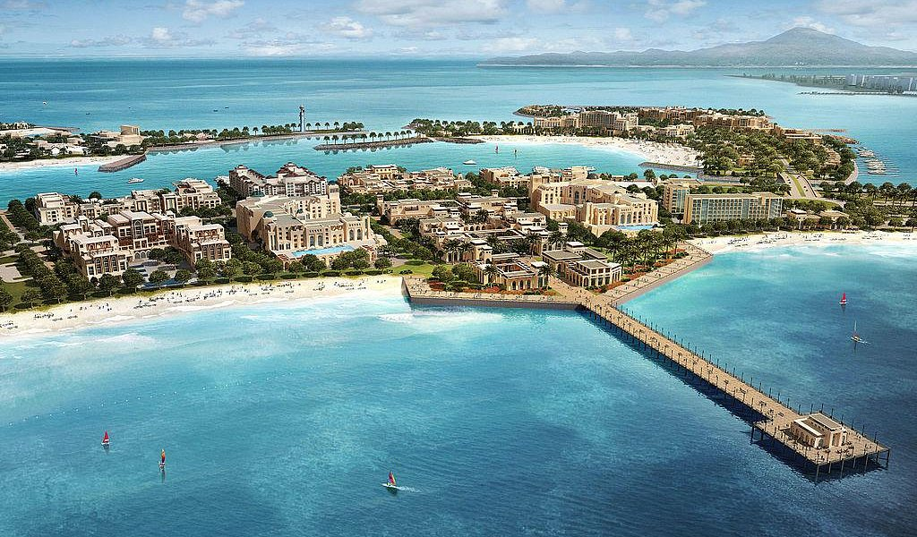 Treasure Island having five star restaurant