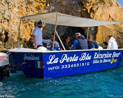 La Perla Blu Excursion Boat