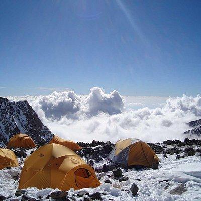 AUKAN EXPEDICIONES EVyT Leg 16.115 - Campamento el Salto, Cordón del Plata
