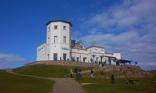 The Great Orme Summit Complex