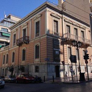 Eynard Mansion, Agiou Konstantinou st.