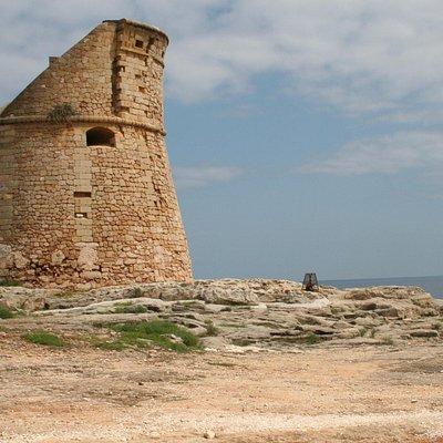 Torre di Carlo V | Santa Cesarea Terme, Puglia, Italy