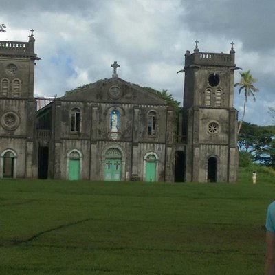 The Cathedral from the front. I can find no record that this was ever a Missionary School