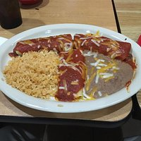 Great enchiladas!