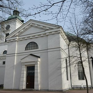 Hämeenlinnan kirkko
