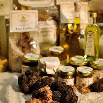 Truffle Deli Tasting and Truffle hunting tours al year round!