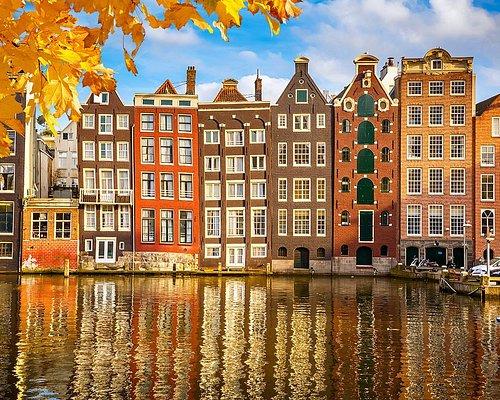SANDEMANs NEW Amsterdam Tours