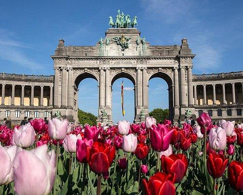 SANDEMANs NEW Brussels Tours