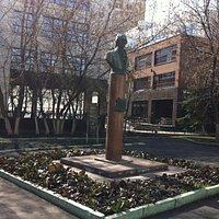 Памятник Радищеву