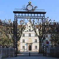 Château de Delémont (nord) entrée principale