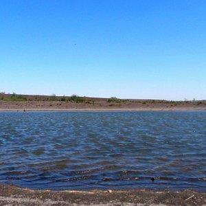 Small Artificial Lake at Halde Haniel, Bottrop