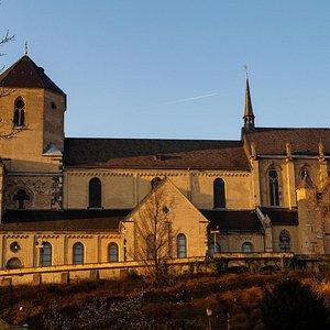 Das Mönchengladbacher Münster St. Vitus