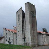 Eglise Ste Thérèse de Vasperviller