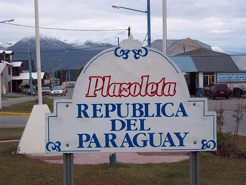 Plazoleta República del Paraguay