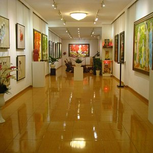 Nice paitings at our Art Gallery