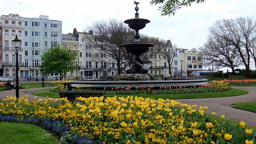 Old Steine, Brighton © Robert Bovington
