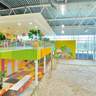 beach sport centre Brazil