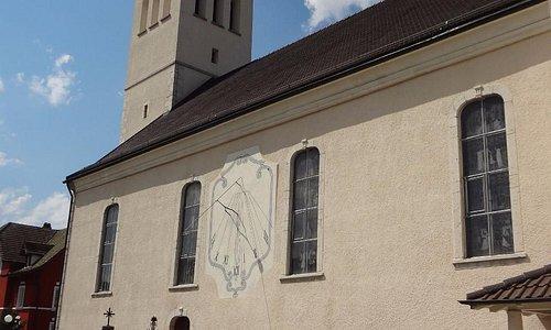 Eglise de Bassecourt