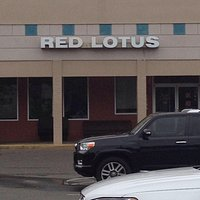 Located in a long strip mall. Ample parking available.