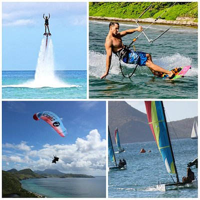 Things to do in watersports in St Kitts and Nevis