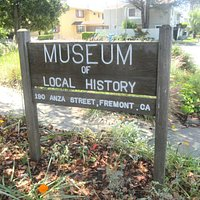 Museum of Local History, Fremont, CA