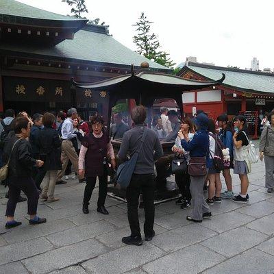 Photos taken at Sensoji
