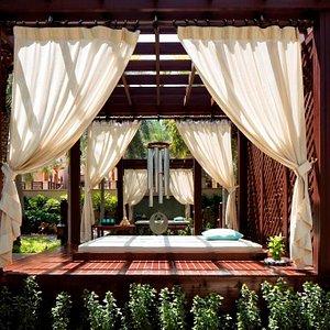 Talise Spa Secret Garden Experience