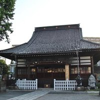 法禅寺 本堂