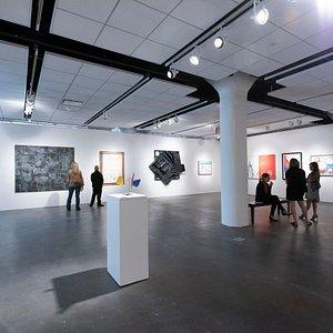Sotheby's exhibit of Impressionist & Modern Art