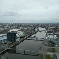 View over the Clyde