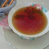 紅茶オレンジアールグレイいただきました。