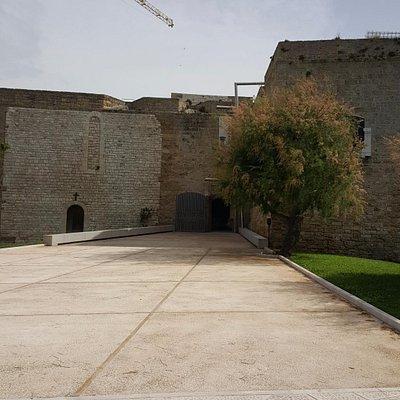 Vista ingresso