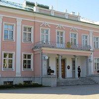 Резиденция президента Эстонии
