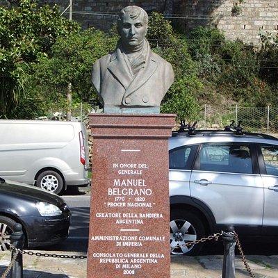 Monumento al generale  Belgrano