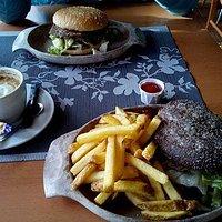 reindeer burger