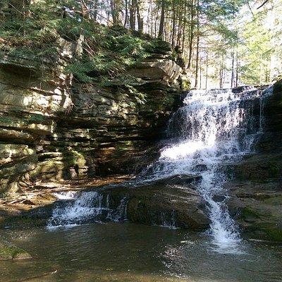 Honey Run Waterfall