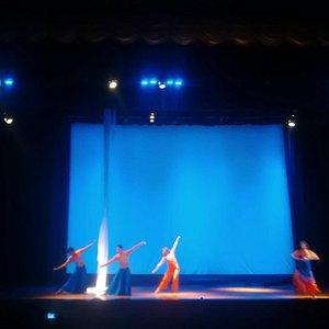 Swan Lake to Buddha, dance program running on Najrul tirtha auditorium