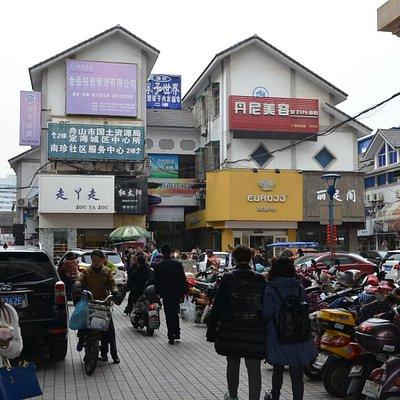 Old Dinghai