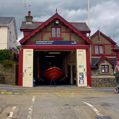 Criccieth RNLI Station