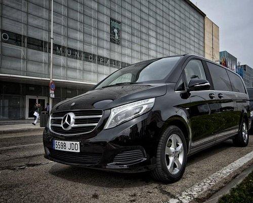Our vans Mercedes Benz V class