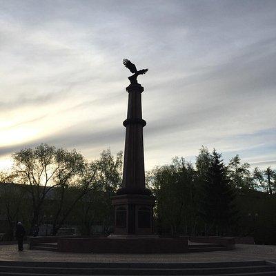 В память об Отечественной войне 1812 г.