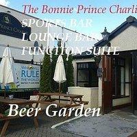 Bonnie Prince Charlie community local pub