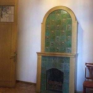 Дом Бажанова (библиотека) - интерьеры