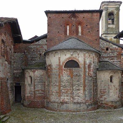San Giulio: l'abside