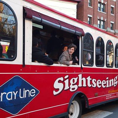 Beantown Trolley