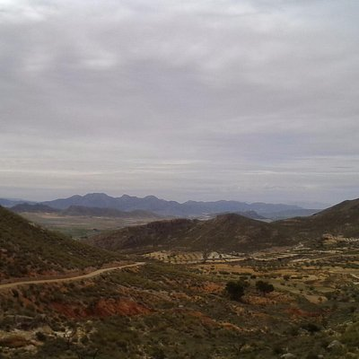 Barranco del Buen Aire.