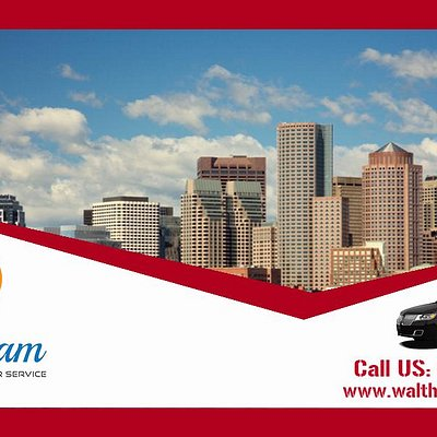 Waltham Airport Taxi & Car Service