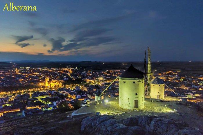 Molinos en Consuegra (Toledo) - Agosto-2015